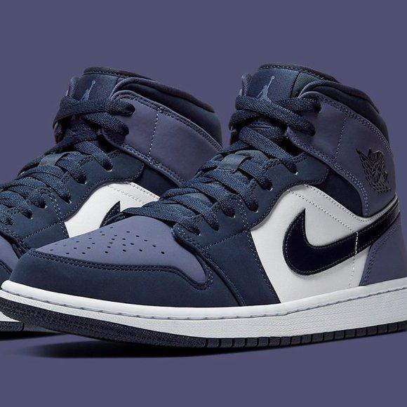 Jordan Shoes | Aj 1 Mid Top Preschool